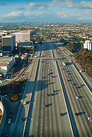 405 Freeway, Westchester, CA, en-route to Los Angeles International Airport