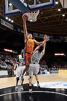 Harangody vs Barrera &amp; Savan&eacute;<br /> Liga Endesa ACB - 2014/15<br /> J14<br /> Valencia Basket vs Fiatc Joventut