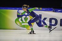 SCHAATSEN: HEERENVEEN: 11-12-2014, IJsstadion Thialf, International Speedskating training, Thijsje Oenema, ©foto Martin de Jong
