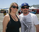 Amy and Michael Havlu during the Cinco de Mayo Festival at the Grand Sierra Resort in Reno on Saturday, May 4, 2019.