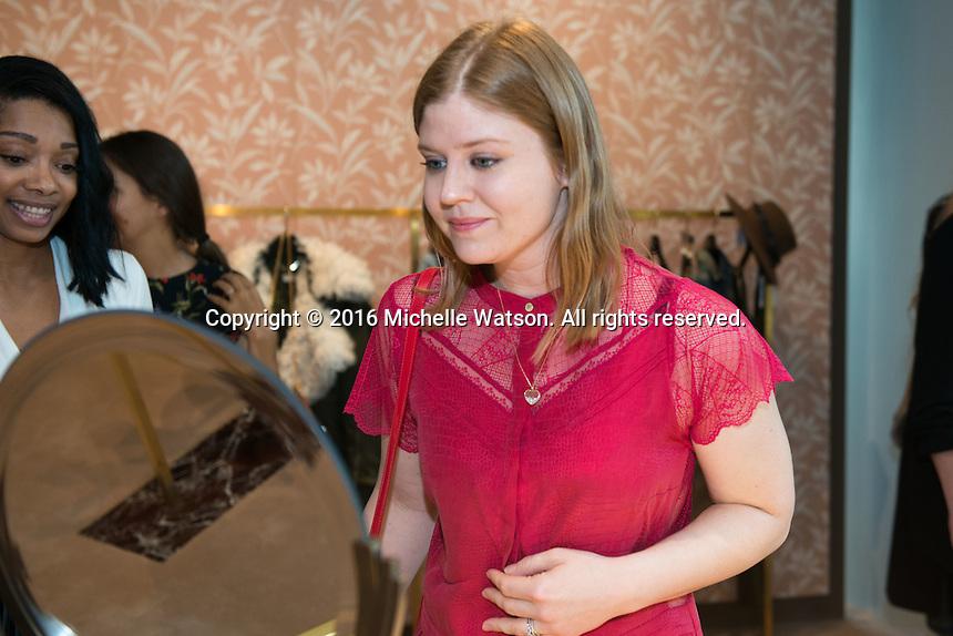 Aurelie Bidermann Trunk Show at The Webster