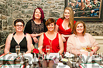 40th Birthday : Fiona Ahern-Madigan, Ballybunion enjioying her 40th birthday with family & friends at Behan's Horsehoe Restaurant on Saturday night last. Front : Breda Ahern, Fiona Aher-Madigan & Norma Ahern. Back : Noora Lamberg & Katie Ahern.