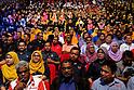 May Day celebration in Kuala Lumpur