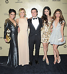 Vanessa Hudgens ,Ashley Tisdale ,Josh Hutcherson,Selena Gomez and Sarah Hyland  at THE WEINSTEIN COMPANY 2013 GOLDEN GLOBES AFTER-PARTY held at The Old trader vic's at The Beverly Hilton Hotel in Beverly Hills, California on January 13,2013                                                                   Copyright 2013 Hollywood Press Agency
