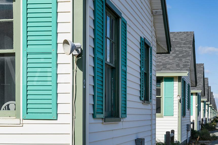 Rental cotteges, Truro, Cape Cod, Massachusetts, USA