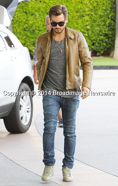 Pictured: Scott Disick<br /> Mandatory Credit &copy; ACLA/Broadimage<br /> Khloe Kardashian arriving at Loews Hollywood Hotel<br /> <br /> 3/7/14, Hollywood, California, United States of America<br /> <br /> Broadimage Newswire<br /> Los Angeles 1+  (310) 301-1027<br /> New York      1+  (646) 827-9134<br /> sales@broadimage.com<br /> http://www.broadimage.com