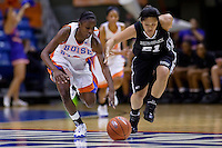 Boise St Basketball W 2009 v Hawaii