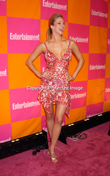 """Miss USA Shandi Finnessey..at The Entertainment Weekly's """"The Must List"""" party at ..Crobar in New York City on June 17, 2004. ..Photo by Robin Platzer, Twin Images"""
