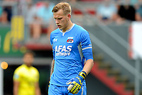 EMMEN - Voetbal, FC Emmen - AZ, De  Oude Meerdijk, Eredivisie, seizoen 2018-2019, 19-08-2018,  AZ doelman Marco Bizot