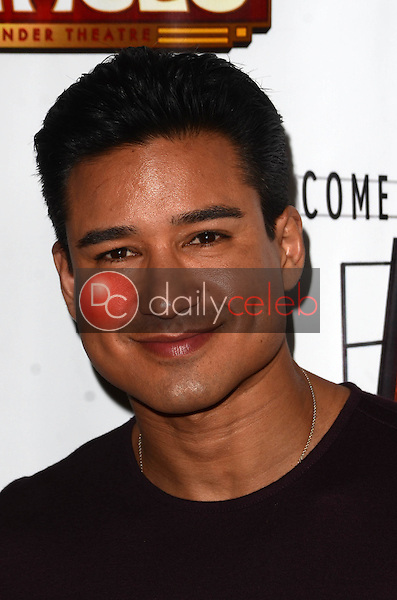 Mario Lopez<br />