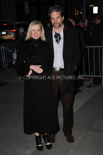 WWW.ACEPIXS.COM<br /> March 22, 2015 New York City<br /> <br /> Gretchen Mol  and Tod Williams attending the 'Mad Men' New York Special Screening at The Museum of Modern Art on March 22, 2015 in New York City.<br /> <br /> Please byline: Kristin Callahan/AcePictures<br /> <br /> ACEPIXS.COM<br /> <br /> Tel: (646) 769 0430<br /> e-mail: info@acepixs.com<br /> web: http://www.acepixs.com