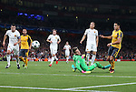 Arsenal's Alexis Sanchez sees his shot saved by Basel's Tomas Vaclik during the Champions League group A match at the Emirates Stadium, London. Picture date September 28th, 2016 Pic David Klein/Sportimage