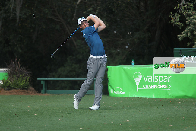 Cameron Smith  (AUS) during round 3 of the Valspar Championship, at the  Innisbrook Resort, Palm Harbor,  Florida, USA. 12/03/2016.<br /> Picture: Golffile | Mark Davison<br /> <br /> <br /> All photo usage must carry mandatory copyright credit (&copy; Golffile | Mark Davison)