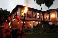 Historic tourism in Brazil, Fazenda União,  Rio das Flores, Rio de Janeiro State.