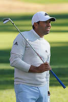 Sergio Garcia (ESP) during the Pro-Am ahead of the The Genesis Invitational, Riviera Country Club, Pacific Palisades, Los Angeles, USA. 11/02/2020<br /> Picture: Golffile | Phil Inglis<br /> <br /> <br /> All photo usage must carry mandatory copyright credit (© Golffile | Phil Inglis)