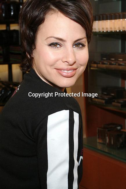 Natalie Raitano<br />MAC AIDS Fund and Viva Glam on World Aids Day<br />MAC Store<br />Hollywood, CA, USA<br />December 1, 2003 <br />Photo By Celebrityvibe.com /Photovibe.com
