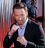 """HUGH JACKMAN.attends the World Premiere of """"Real Steel"""" at the Gibson Amphitheatre, Universal City, California_02/10/2011.Mandatory Photo Credit: ©Crosby/Newspix International. .**ALL FEES PAYABLE TO: """"NEWSPIX INTERNATIONAL""""**..PHOTO CREDIT MANDATORY!!: NEWSPIX INTERNATIONAL(Failure to credit will incur a surcharge of 100% of reproduction fees).IMMEDIATE CONFIRMATION OF USAGE REQUIRED:.Newspix International, 31 Chinnery Hill, Bishop's Stortford, ENGLAND CM23 3PS.Tel:+441279 324672  ; Fax: +441279656877.Mobile:  0777568 1153.e-mail: info@newspixinternational.co.uk"""