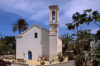 Zypern (Nord), Kirche in Karaman (Karmi) bei Girne (Keryneia, Kyrenia)