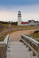 Highland Light In Truro, Cape Cod, MA