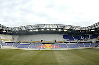 The interior of Red Bull Arena after a press cenference at Red Bull Arena in Harrison, NJ, on January 13, 2010.