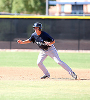 Marcus Littlewood - Seattle Mariners - 2010 Instructional League.Photo by:  Bill Mitchell/Four Seam Images..