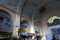Halle im Hauptbahnhof Stadt Luxemburg, Luxemburg