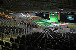 General view, <br /> SEPTEMBER 13, 2016 - Powerlifting : <br /> at Riocentro - Pavilion 2<br /> during the Rio 2016 Paralympic Games in Rio de Janeiro, Brazil.<br /> (Photo by AFLO SPORT)