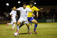 2010 Nike International Friendlies Development Academy Winter Showcase. U17 USA and Brazil played to a 0-0 draw on Friday December 3, 2010.