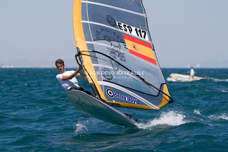 II Master Golden Series RS:X Marina Juan Carlos I