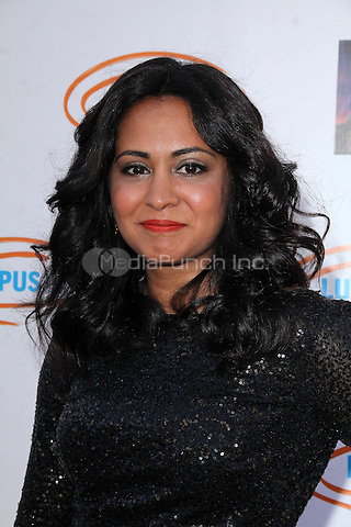 CENTURY CITY, CA - JUNE 6: Parminder Nagra attends the Lupus LA Orange Ball And A Night Of Superheroes at the Fox Studio lot on June 6, 2015 in Century City, California. Credit: David Edwards/MediaPunch