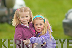 Cousins Aisling and Robin Moran from Askeaton Co. Limerick were having great fun at The Races in Ballybunion on Sunday...   Copyright Kerry's Eye 2008