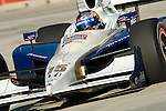 1 September 2007: Buddy Rice (USA) at the Detroit Belle Isle Grand Prix, Detroit, MI