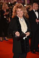 Lynda La Plante<br /> Widows opening gala ilm screeningat BFI London Film Festival<br /> In Leicester Square, London, England on October 10, 2018.<br /> CAP/PL<br /> ©Phil Loftus/Capital Pictures