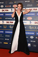 Cristiana Capotondi<br /> Milano 3-12-2018 Gran Gala Calcio AIC Associazione Italiana Calciatori <br /> Daniele Buffa / Image Sport / Insidefoto