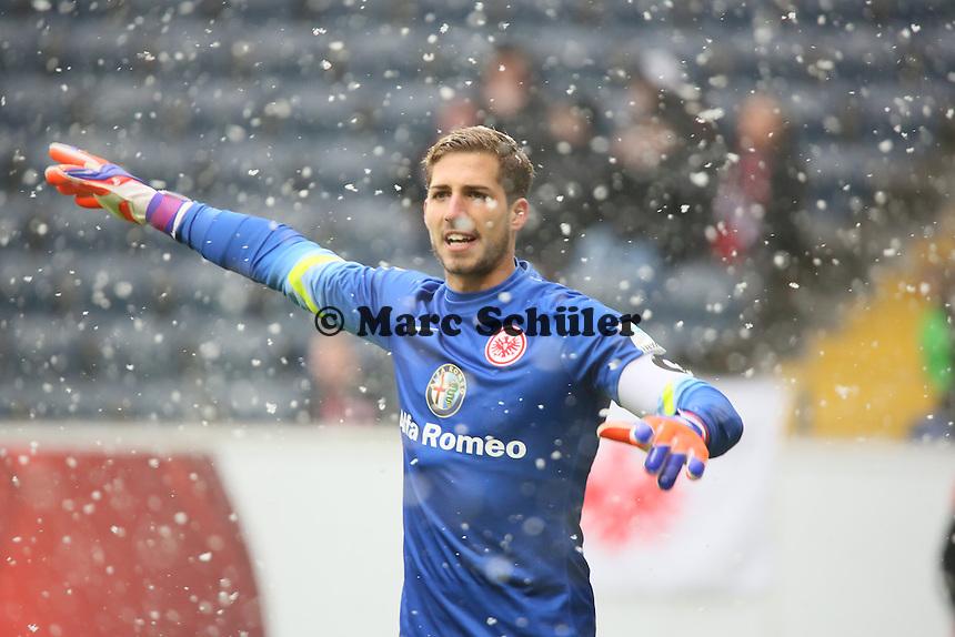 Kevin Trapp (Eintracht) - Eintracht Frankfurt vs. Servette Genf, Commerzbank Arena