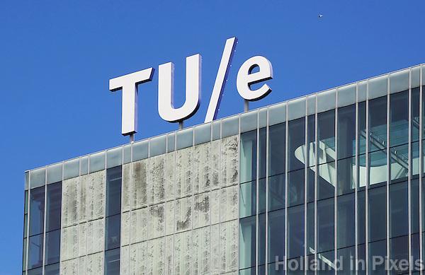 Nederland Eindhoven 2016. De Technische Universiteit ( TU/e ) van Eindhoven. Foto Hollandse Hoogte / Berlinda van Dam