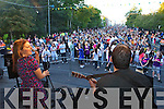 pictured at world record attempt for the largest-ever Irish dancing session, in Denny street, Tralee on Friday evening.