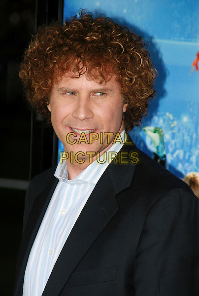 "WILL FERRELL.""Blades of Glory"" Los Angeles Premiere held at Grauman's Chinese Theatre, Hollywood, California, USA..March 28th, 2007.headshot portrait .CAP/ADM/CH.©Charles Harris/AdMedia/Capital Pictures"