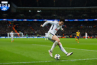 Tottenham Hotspur's Son Heung-Min in action <br /> <br /> Photographer Craig Mercer/CameraSport<br /> <br /> UEFA Champions League Round of 16 Second Leg - Tottenham Hotspur v Juventus - Wednesday 7th March 2018 - Wembley Stadium - London <br />  <br /> World Copyright &copy; 2017 CameraSport. All rights reserved. 43 Linden Ave. Countesthorpe. Leicester. England. LE8 5PG - Tel: +44 (0) 116 277 4147 - admin@camerasport.com - www.camerasport.com