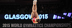 29/10/2015 - Womens All round final - FIG Artistic gymnastics world champs - SSE Hydro Glasgow - UK