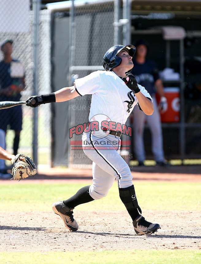 Drew Lee - Chicago White Sox - 2010 Instructional League.Photo by:  Bill Mitchell/Four Seam Images..