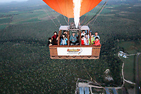 20170414 14 April Hot Air Balloon Cairns