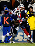 18 November 2007: Buffalo Bills cornerback Terrence McGee in action against the New England Patriots at Ralph Wilson Stadium in Orchard Park, NY. The Patriots defeated the Bills 56-10 in their second meeting of the season...Mandatory Photo Credit: Ed Wolfstein Photo