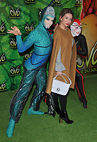 Candice Brown at the OVO by Cirque du Soleil press night, Royal Albert Hall, Kensington Gore, London, England, UK, on Wednesday 10 January 2018.<br /> CAP/CAN<br /> &copy;CAN/Capital Pictures