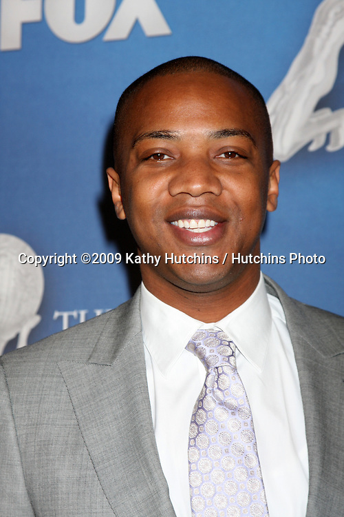 J August Richards   arriving at the NAACP Luncheon  at the Beverly Hills Hotel in Beverly Hills, CA on .February 7, 2009.©2009 Kathy Hutchins / Hutchins Photo..