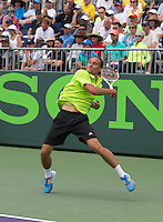 ALEXANDR DOLGOPOLOV (UKR)<br /> Tennis - Sony Open -  Miami -   ATP-WTA - 2014  - USA  -  24 March 2014. <br /> <br /> &copy; AMN IMAGES