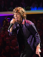 Rolling Stones 50th Anniversary Show at The Prudential Center in Newark, N.J. ~ 12/13/2012