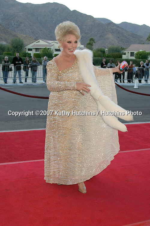Ruta Lee.Palm Springs Film Festival Gala.Palm Springs Convention Center.Palm Springs,  CA.January 6, 2007.©2007 Kathy Hutchins / Hutchins Photo....
