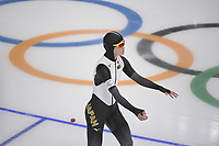 OLYMPIC GAMES: PYEONGCHANG: 18-02-2018, Gangneung Oval, Long Track, 500m Ladies, Arisa Go (JPN), ©photo Martin de Jong