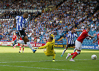 Sheffield Wednesday v Bristol City 8.8.15